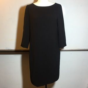 Vince black dress size 6